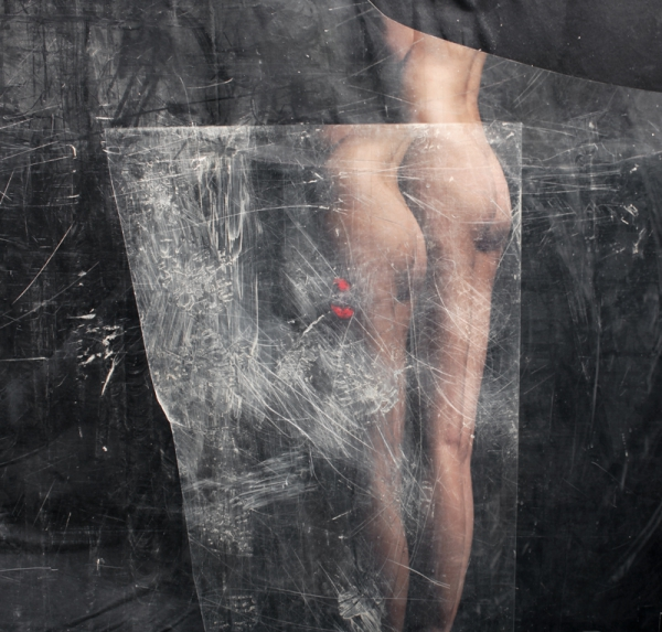 Renata Vogl akt abstract No2