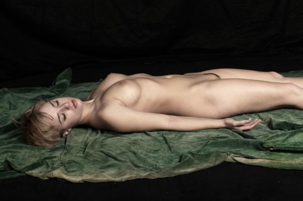 Renata Vogl sleeping beauty