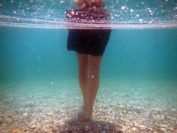 renata vogl underwater